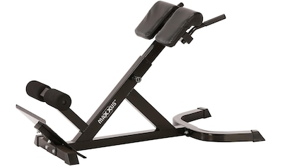 MAXXUS Rückentrainer »Hyperextension« kaufen