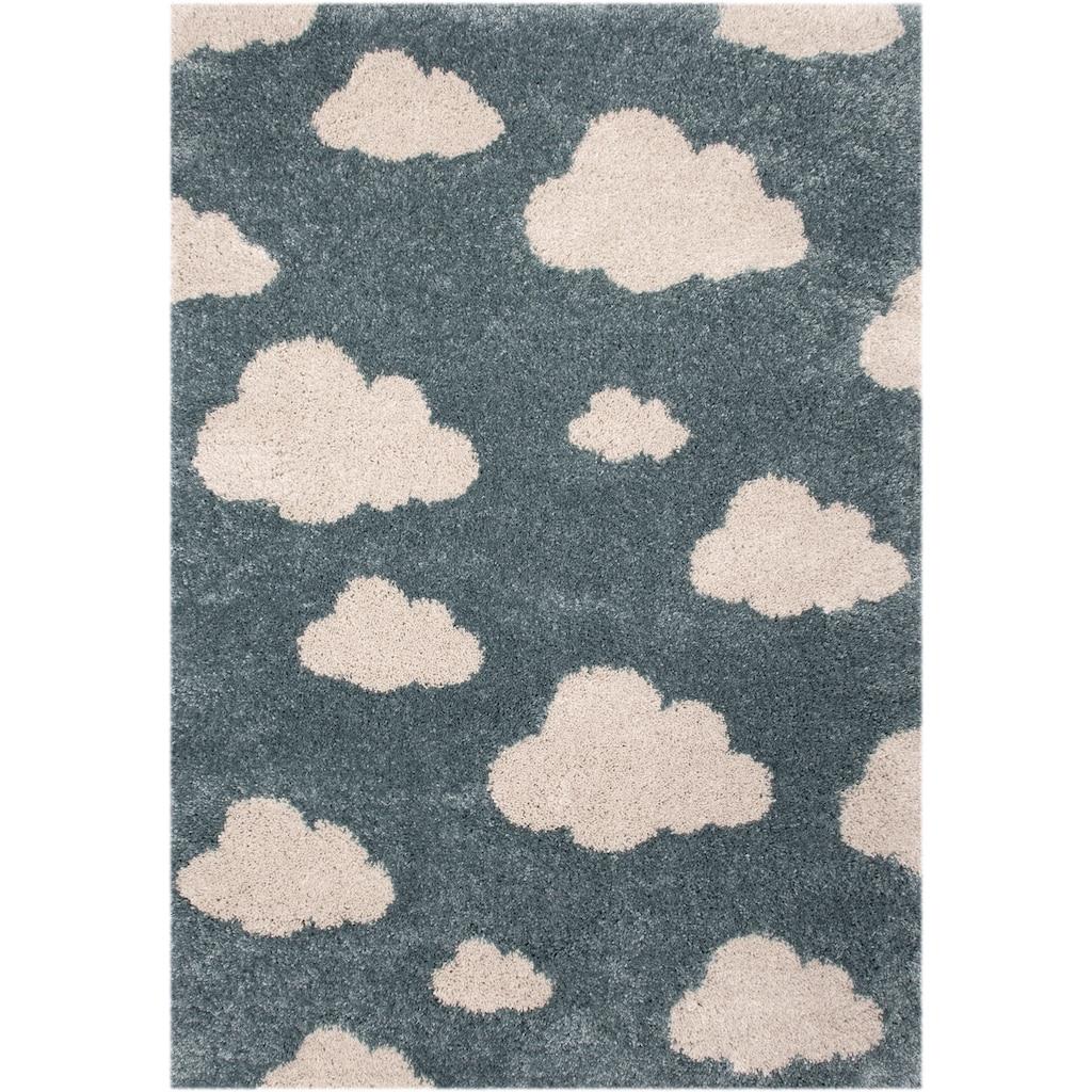 Zala Living Hochflor-Teppich »Clouds Louis«, rechteckig, 35 mm Höhe, Spielteppich, besonders weich durch Microfaser