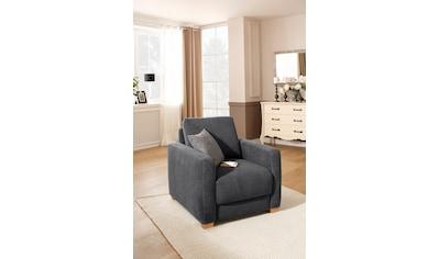 DELAVITA Sessel »Casella«, Steppung im Sitzbereich, passend zur Casella-Serie kaufen