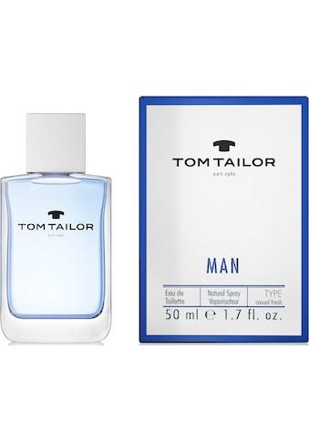 """TOM TAILOR Eau de Toilette """"Man"""" kaufen"""