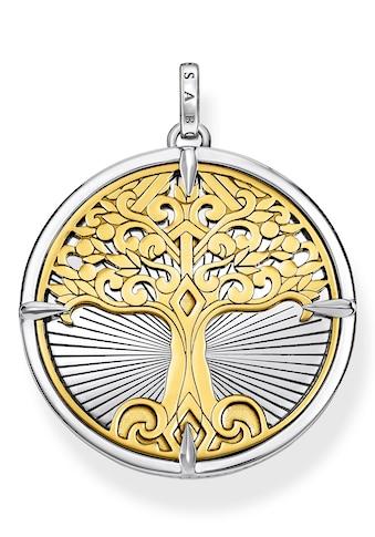 THOMAS SABO Kettenanhänger »Tree of Love gold, PE885-966-39« kaufen