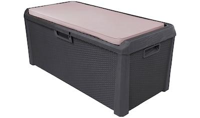 ONDIS24 Auflagenbox »Santo Plus«, 147 x 71 x 63, 550 Liter, Kunststoff kaufen