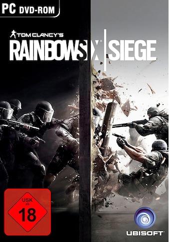 UBISOFT Spiel »Tom Clancys Rainbow Six Siege«, PC, Software Pyramide kaufen