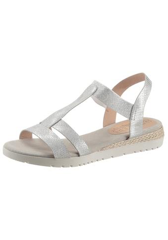 Fitters Footwear Sandale »ANNIKA«, mit Reptilprägung kaufen