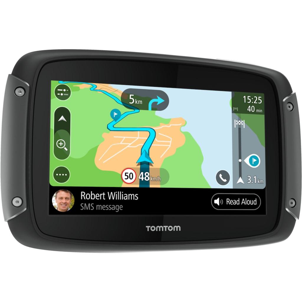 TomTom Navigationsgerät »RIDER 500 Europe«, Motorrad-Navigationsgerät