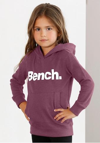 Bench. Kapuzensweatshirt, mit BENCH-Druck kaufen