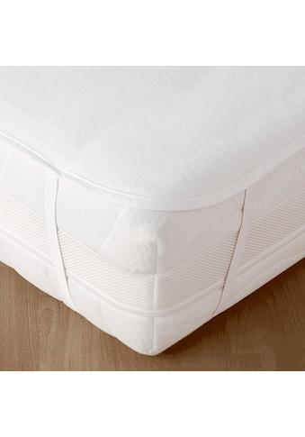 Schlafgut Matratzenauflage »aus 100% Baumwolle« kaufen