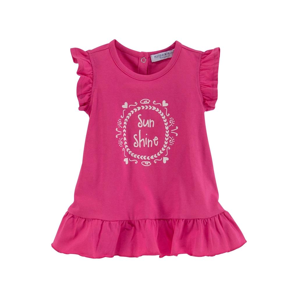 Klitzeklein Neugeborenen-Geschenkset, aus Bio-Baumwolle