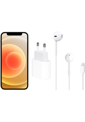"Apple Smartphone »iPhone 12 mini«, (13,7 cm/5,4 "", 128 GB Speicherplatz, 12 MP... kaufen"