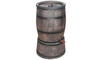 ROTO Set: Regentonne ØxH: 58x96 cm, 120 Liter, inkl. Sockel kaufen