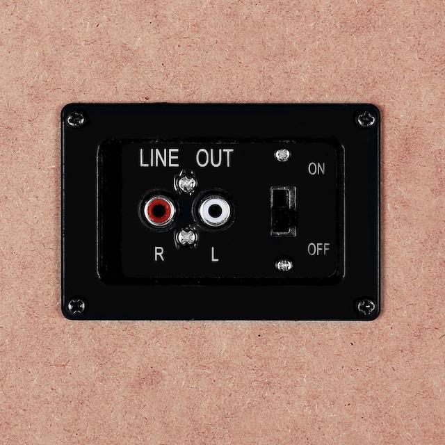 Auna Jukebox Bluetooth USB SD AUX CD UKW/MW »Graceland XXL BT«
