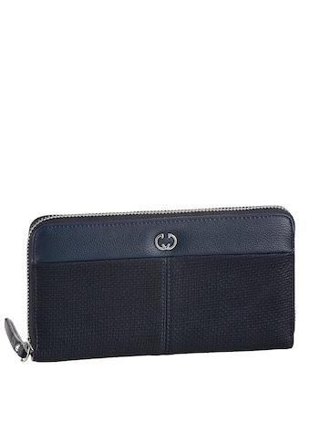 GERRY WEBER Bags Geldbörse »keep in mind purse lh13z«, im schicken Materialmix kaufen