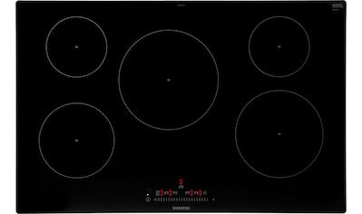 SIEMENS Induktions-Kochfeld von SCHOTT CERAN® »EH801FVB1E«, EH801FVB1E kaufen