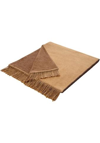 BIEDERLACK Sesselschoner »Salt«, mit Wendemöglichkeit kaufen