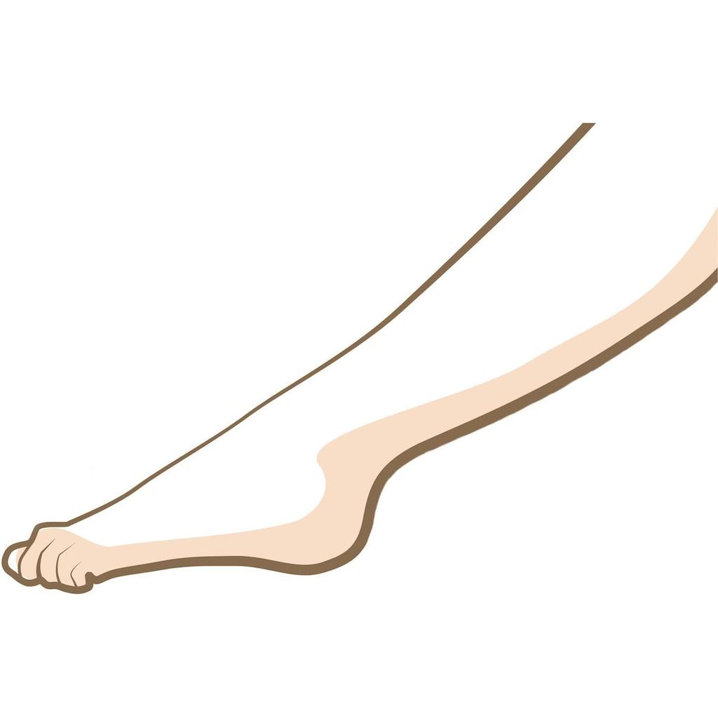 Fußgut Einlegesohlen »3/4 Senk-und Spreizfußeinlage«, zehenfrei