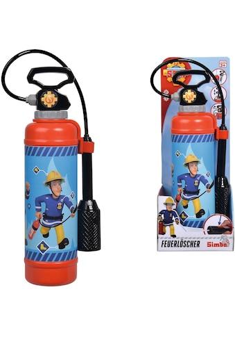 SIMBA Badespielzeug »Feuerwehrmann Sam, Feuerlöscher Pro« kaufen