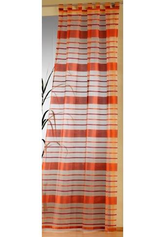 Weckbrodt Vorhang »Vera«, Schlaufen kaufen