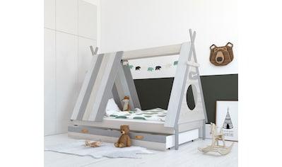Lüttenhütt Hausbett »Drollig« kaufen