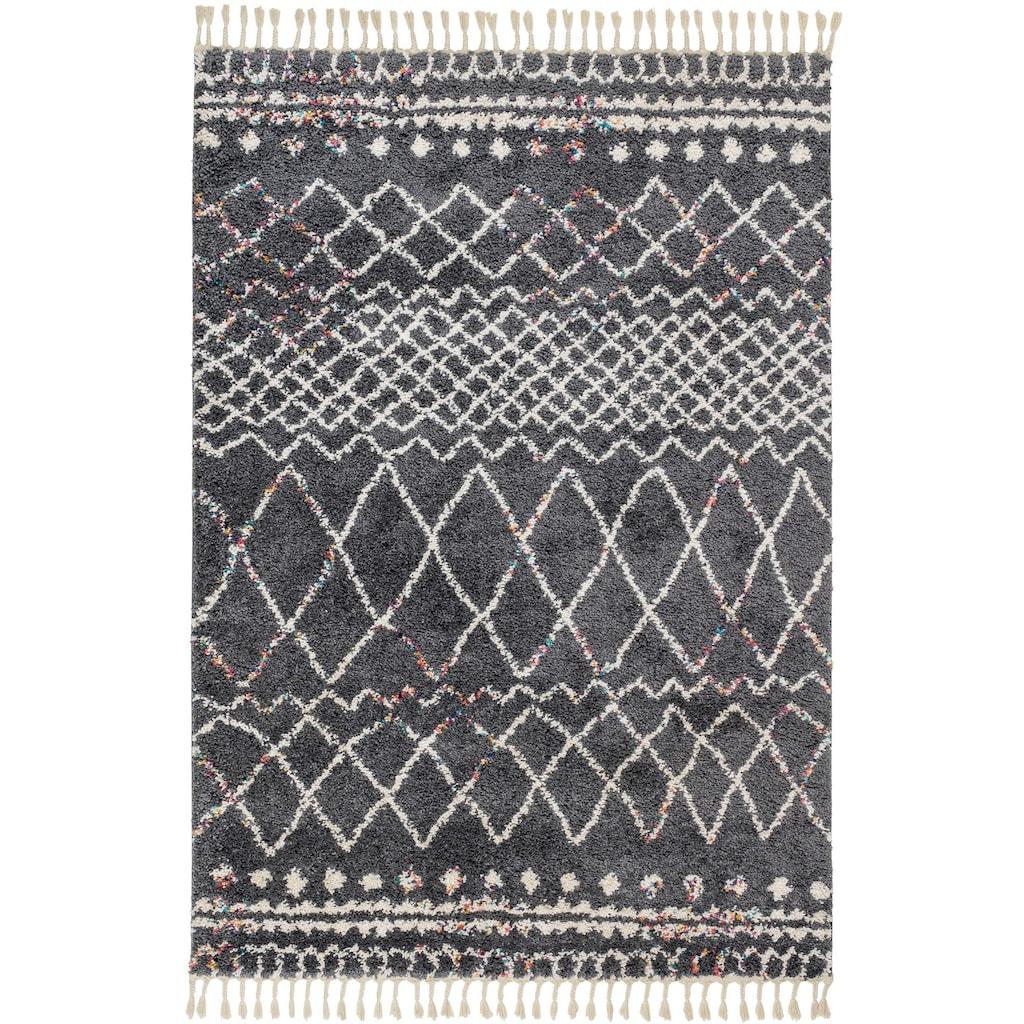 SCHÖNER WOHNEN-Kollektion Hochflor-Teppich »Urban 182«, rechteckig, 30 mm Höhe, Besonders weich durch Microfaser