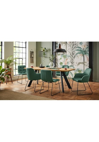 Premium collection by Home affaire Armlehnstuhl »Lester« kaufen