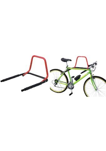 IWH Fahrradwandhalterung, klappbar, für bis zu 3 Fahrräder kaufen