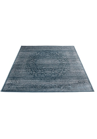 Living Line Teppich »Clara Orient«, rechteckig, 4 mm Höhe, Vintage Design,... kaufen