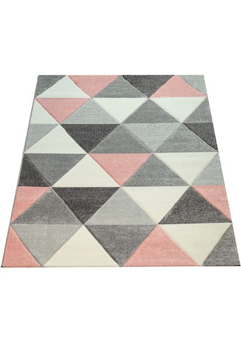 Teppich, »Lara 276«, Paco Home, rechteckig, Höhe 18 mm, maschinell gewebt kaufen