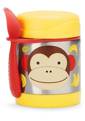 "Skip Hop Thermobehälter ""Zoo Edelstahl Warmhaltebehälter Affe"" (2 - tlg.) kaufen"