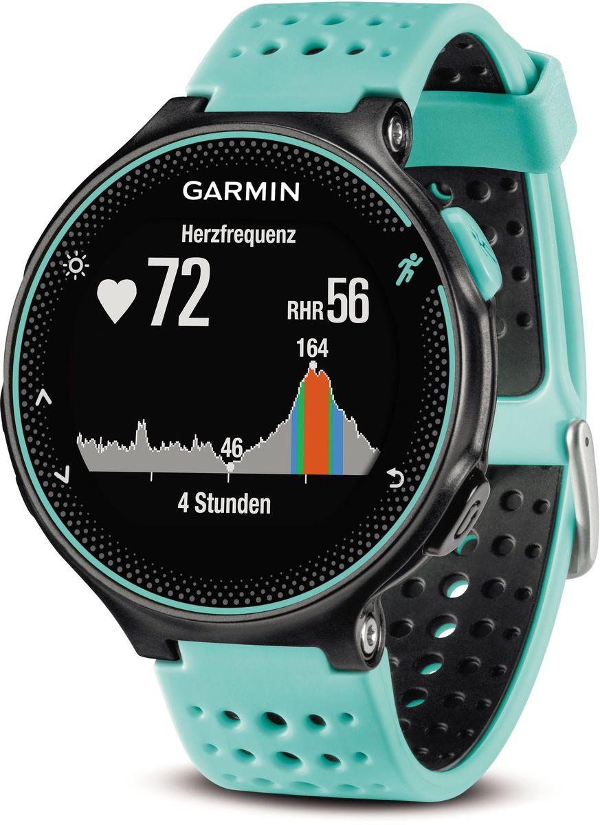 Garmin Sportuhr »Forerunner 235 WHR« | Uhren > Sonstige Armbanduhren | Blau | Li | GARMIN