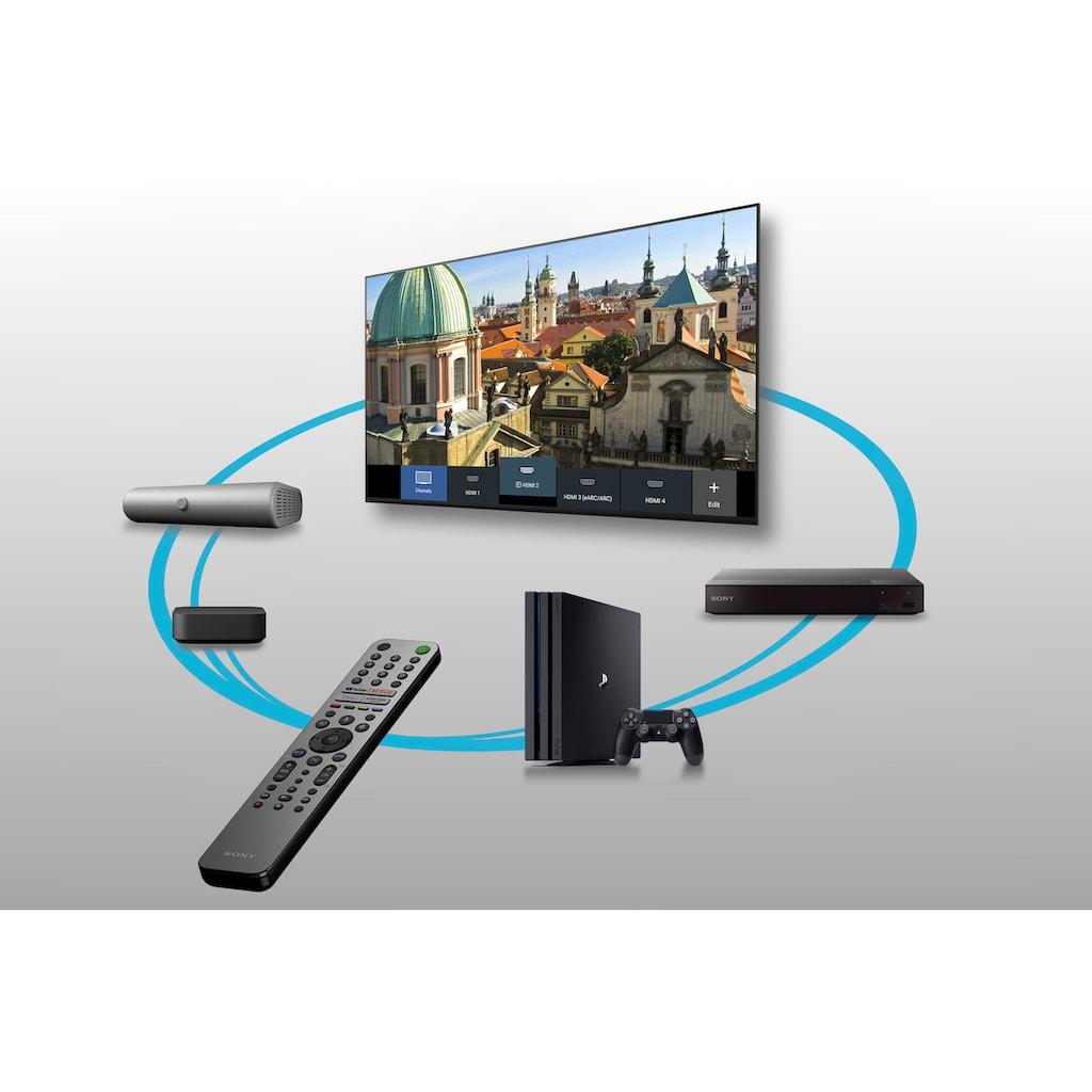 "Sony LCD-LED Fernseher »KD-55X85J«, 139 cm/55 "", 4K Ultra HD, Google TV, Smart TV"