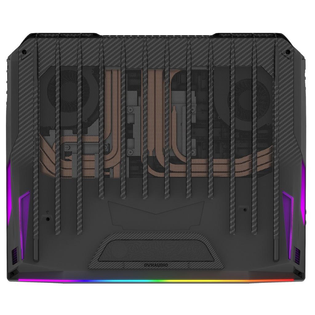 "MSI Notebook »GT76 10SFS-046 Titan DT Gaming NB«, (43,9 cm/17,3 "" Intel Core i7 GeForce\r\n 1000 GB HDD 1000 GB SSD)"