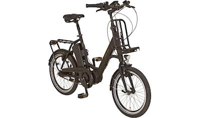 "Prophete E - Bike »URBANICER City E - Bike 20""«, 7 Gang Shimano Nabenschaltung, Mittelmotor 250 W kaufen"
