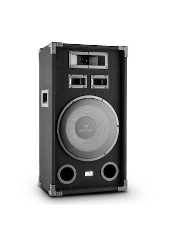 "Auna Fullrange PA-Lautsprecher 12"" Tieftöner 500 W max. kaufen"