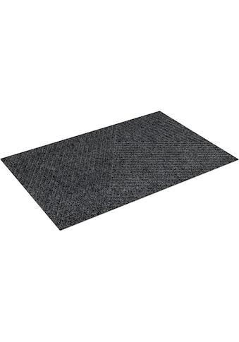 wash+dry by Kleen-Tex Teppich »Stripes«, rechteckig, 8 mm Höhe, In- und Outdoor... kaufen