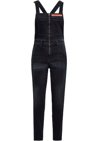 G-Star RAW Jumpsuit »Jumpsuit Slim Dungaree«, Latzhose mit zwei Brusttaschen oben,... kaufen