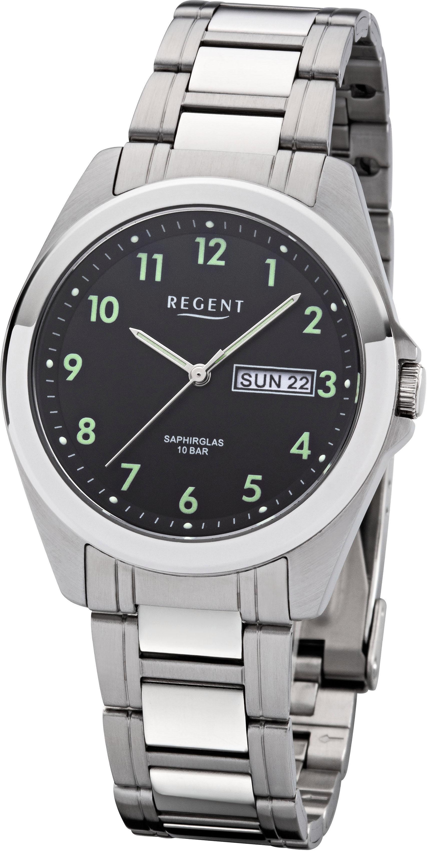 Regent Quarzuhr »1770.44.96, F1186« | Uhren > Quarzuhren | Regent