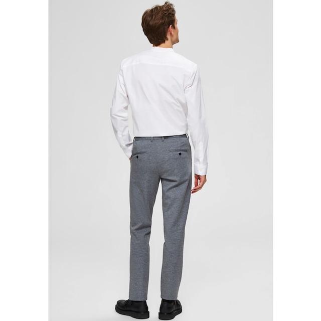 SELECTED HOMME Anzughose »SLIM-JERSEY FLEX PANTS«