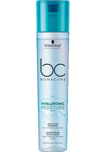 Schwarzkopf Professional Haarshampoo »Bonacure Hyaluronic Moisture Kick Shampoo«,... kaufen