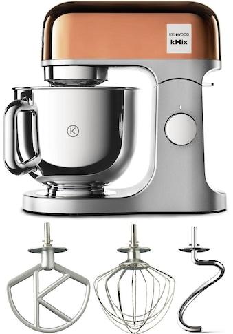 KENWOOD Küchenmaschine »KMX760GD kMix Premium Edition«, 1000 W, 5 l Schüssel, Rose... kaufen