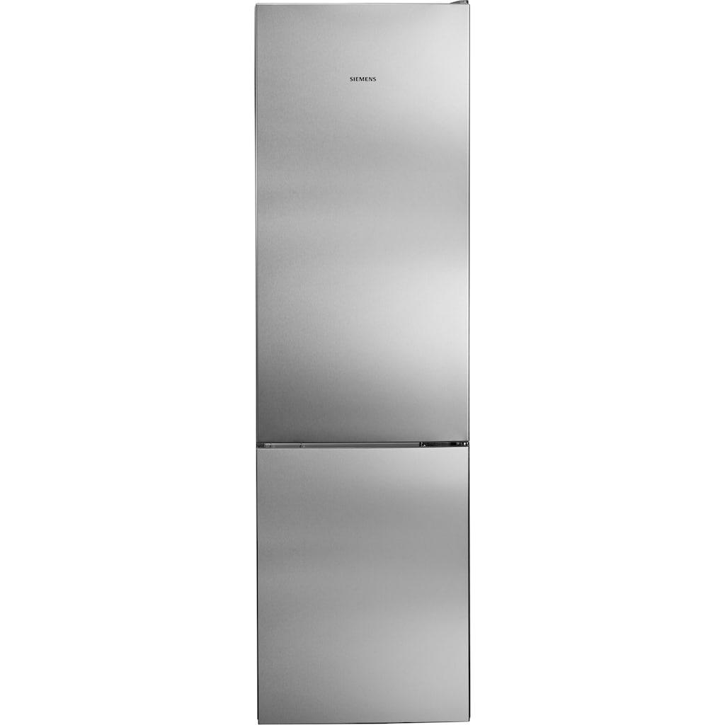 SIEMENS Kühl-/Gefrierkombination »iQ500 KG39EAICA«, iQ500, KG39EAICA, 201 cm hoch, 60 cm breit