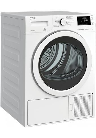 BEKO Wärmepumpentrockner DE8635RX, 8 kg kaufen