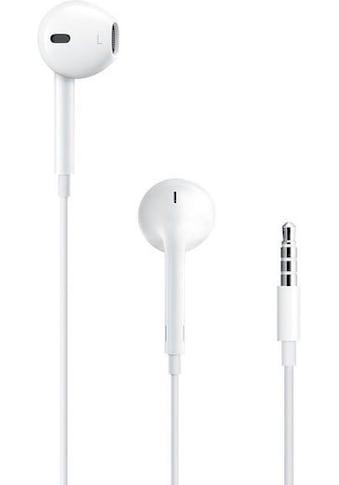 Apple In-Ear-Kopfhörer »EarPods mit 3,5 mm Kopfhörerstecker«, integrierte Steuerung... kaufen
