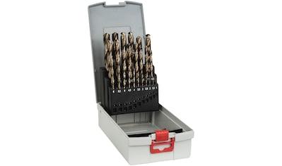BOSCH Holzbohrer »ProBox«, (Set, 25 tlg.), Metallbohrer HSS-Co kaufen