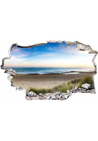 Wandtattoo »Strandpanorama« kaufen