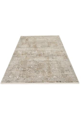 OCI DIE TEPPICHMARKE Teppich »BESTSELLER CAVA«, rechteckig, 8 mm Höhe, Glanz Viskose,... kaufen