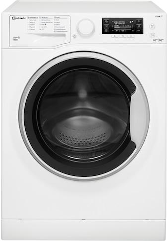 BAUKNECHT Waschtrockner »WT Super Eco 9716 (2)«, 4 Jahre Herstellergarantie kaufen
