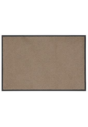 Fußmatte, »Original Uni«, wash+dry by Kleen - Tex, rechteckig, Höhe 7 mm, gedruckt kaufen