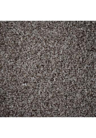 Teppichfliese »Amalfi«, quadratisch, 8 mm Höhe, braun, selbstliegend kaufen