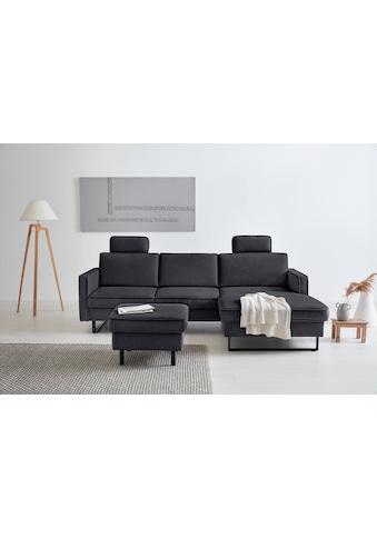 """OTTO products Hocker »Renell«, passend zur Serie """"Renell"""" Bezüge aus recyceltem Polyester kaufen"""