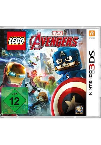 Lego Marvel Avengers Nintendo 3DS kaufen